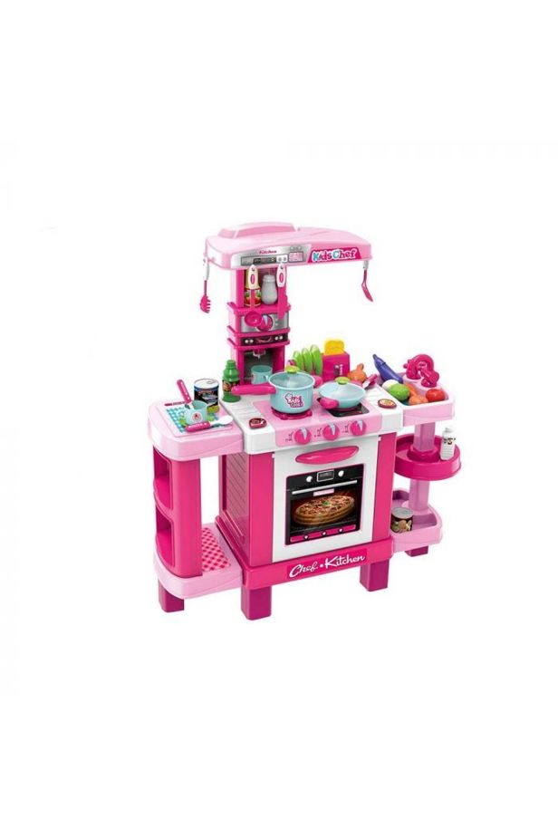 Toy kitchen, several colors - Pink