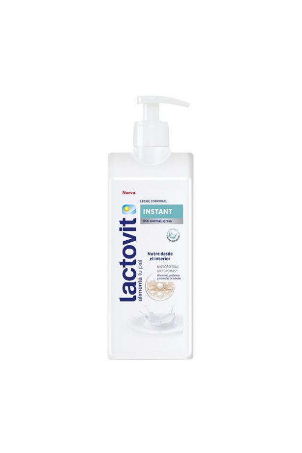 Hidratálótej Original Lactovit (400 ml)