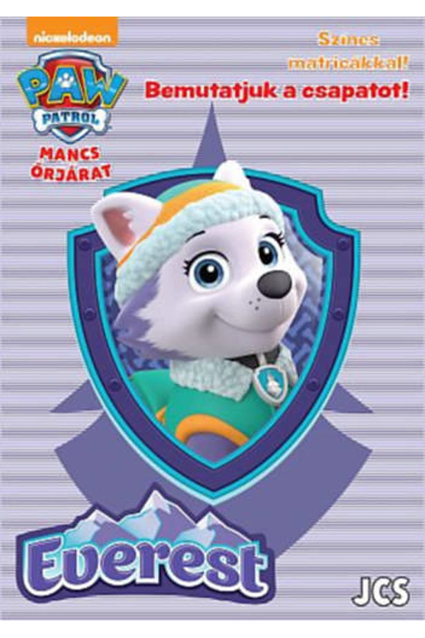 Paw Patrol - Introducing the team! Everest