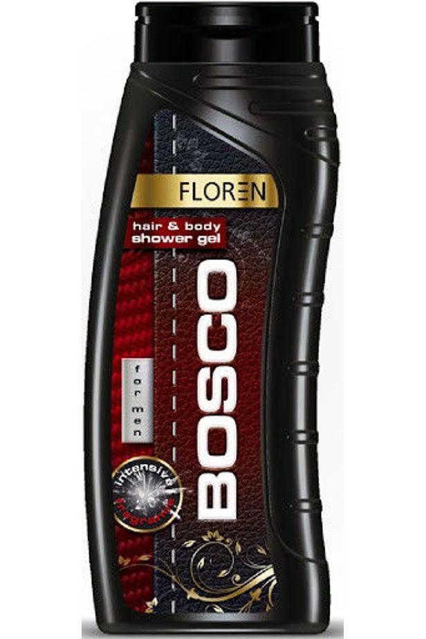 Floren shower gel & shampoo Bosco 500m