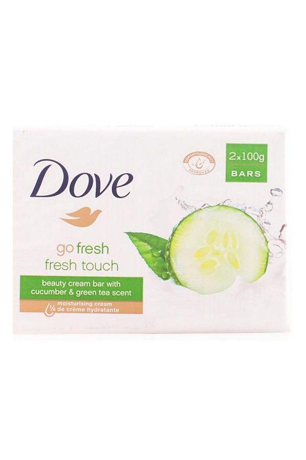 Soap Set Go Fresh Dove (2 pcs)