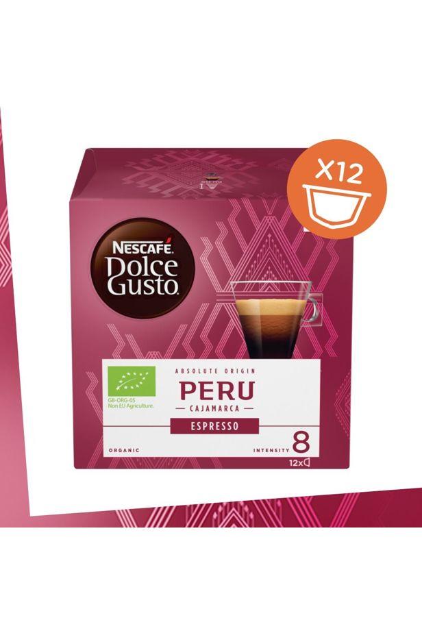 Nescafé Dolce Gusto Peru Cajamarca kapszula 12db /12360021/