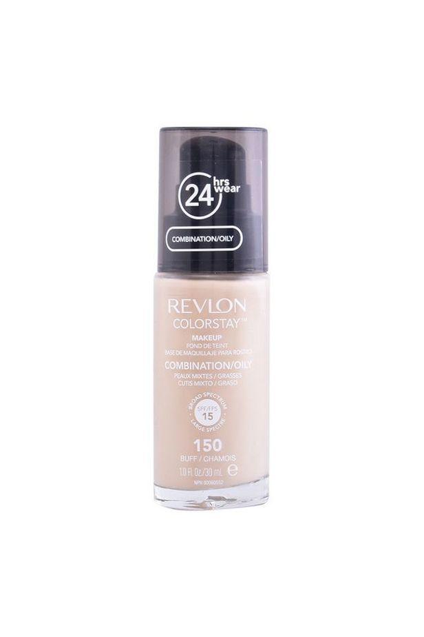 Liquid foundation Colorstay Revlon (30 ml) Oily skin