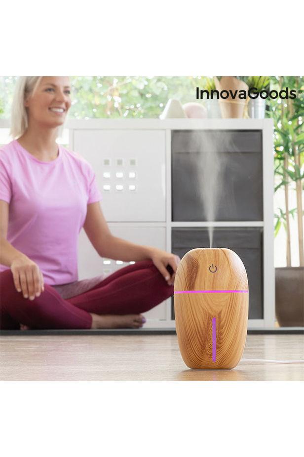Mini aroma diffúzor párásító Honey Pine InnovaGoods