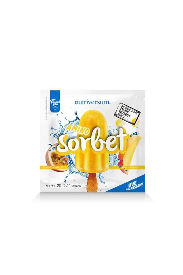 DESSERT - Amino Sorbet 20 g - mangó-maracuja