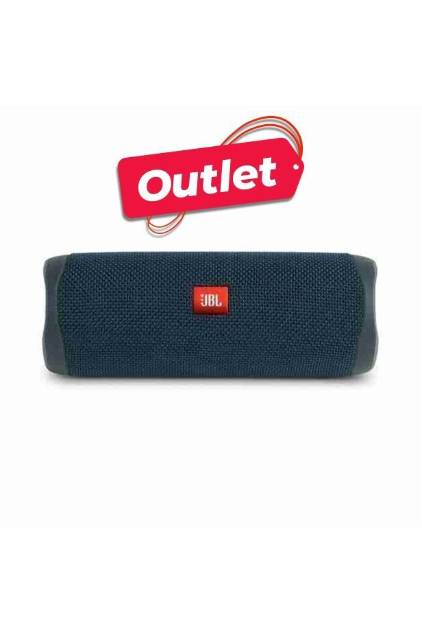 JBL Flip 5 Bluetooth hangszóró, vízhatlan, Ocean Blue (kék),