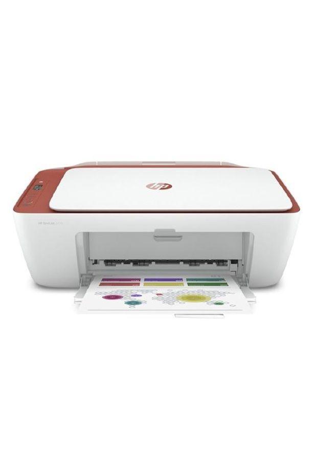 HP Inkjet MFP NY / M / S Deskjet 2723, USB / WiFi, A4 7.5 ppm, 4800x1200, Flatbed, Terracotta