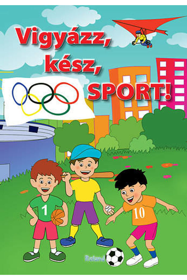 Be careful, ready, sport!