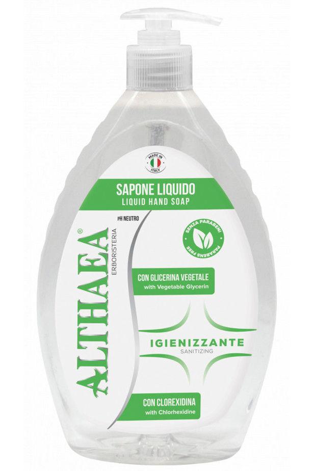 Althaea liquid soap Disinfectant 750ml