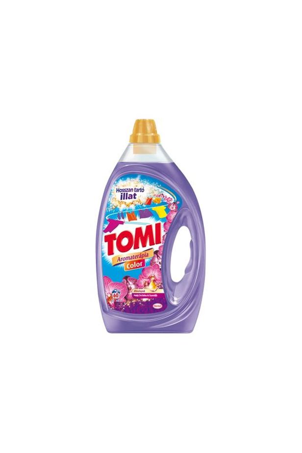 Tomi Max Power Color aromatherapy detergent for colored textiles 60 washes 3 l