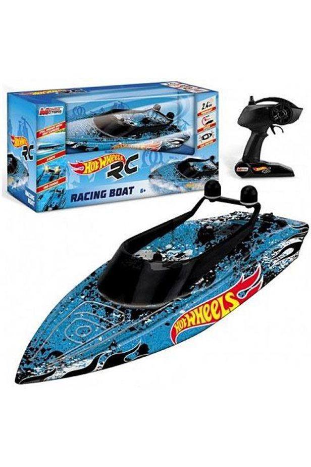 Mondo Toys Hot Wheels Racing Boat távirányítós hajó /63593/