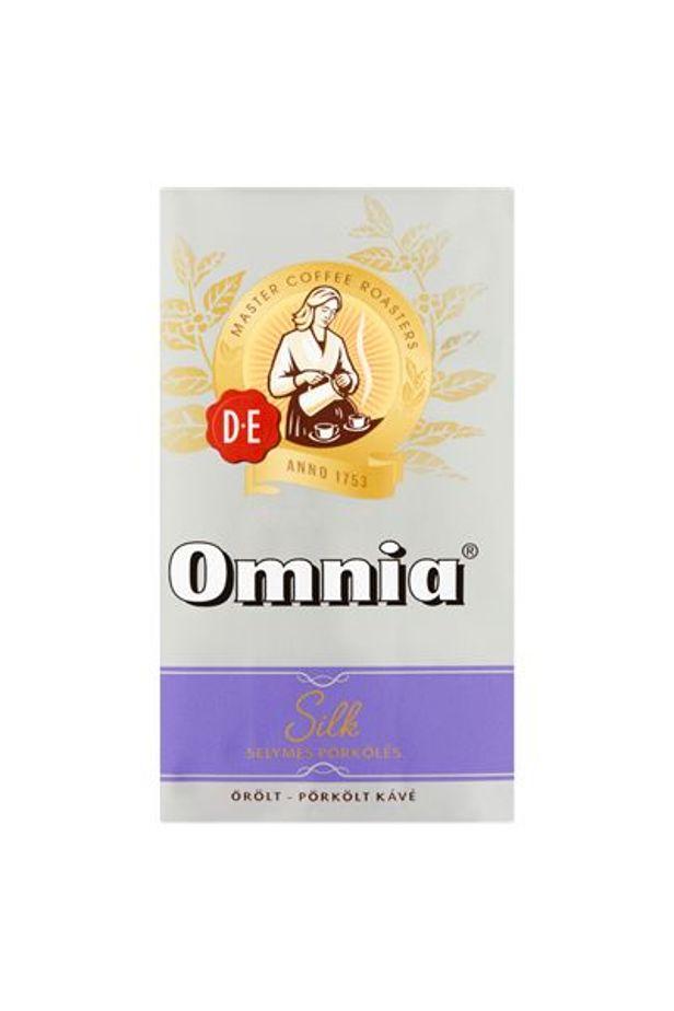 Douwe Egberts Omnia Silk őrölt-pörkölt kávé 250 g