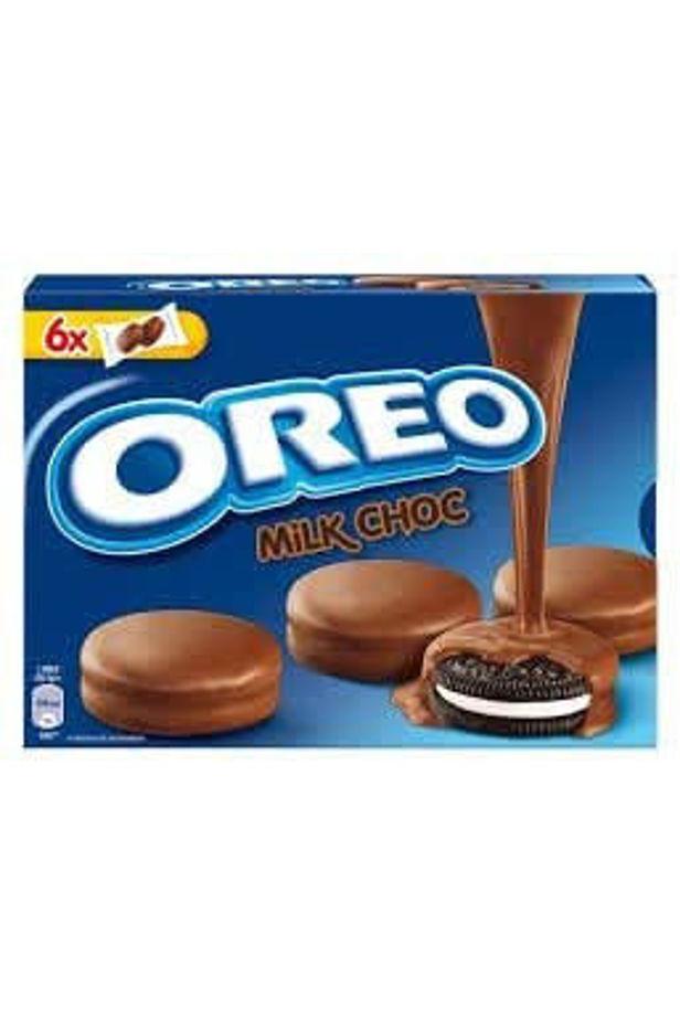 Oreo keksz tejcsokoládé bevonattal 246g