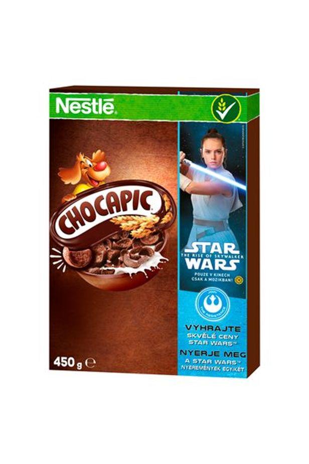Nestlé Chocapic csokiízű, ropogós gabonapehely 450 g