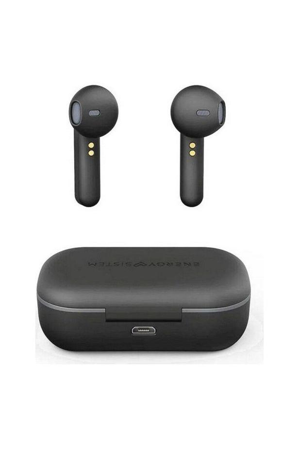 Bluetooth Headset with Microphone Energy Sistem Style 3,400 mAh - Szürke