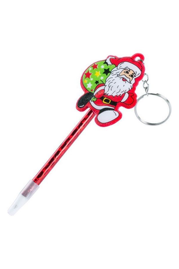 Pen and keychain 144794 - Piros
