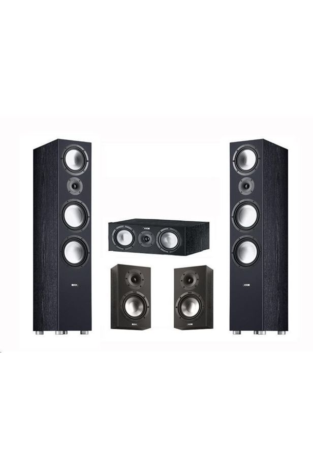 Canton GLE 496.2 + 416.2 + 456.2 5.0 hangfal szett fekete