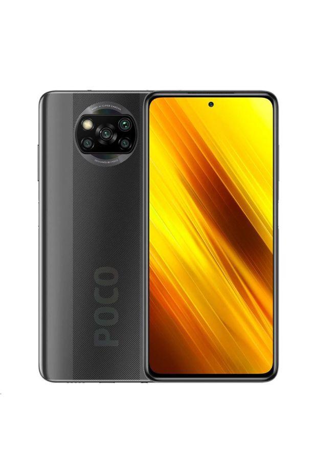 Xiaomi Poco X3 NFC 6 / 128GB Dual-Sim Mobile Phone Gray (MZB07TCEU)