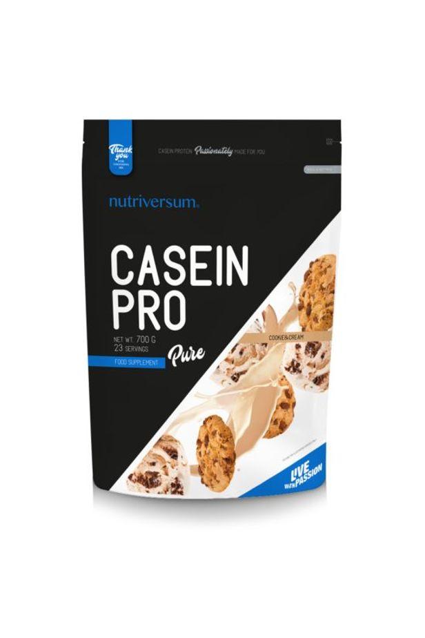 PURE - Casein Pro 700g - cookie&cream